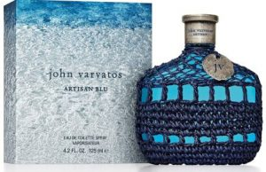 John Varvatos Artisan Blu Men's Cologne Spray EDT