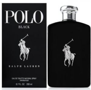 Polo Black by Ralph Lauren for Men 6.7 oz Eau de Toilette Spray