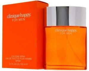 Happy by Clinique for long lasting Men Cologne