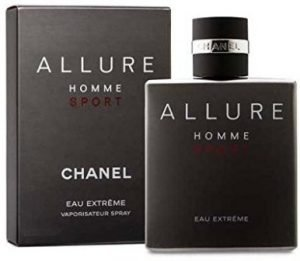 Allure Homme Sport Eau Extreme by Chanel 3.4 oz Eau De Toilette Spray for Men