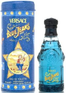Blue Jeans By Gianni Versace For Young Mens Cologne