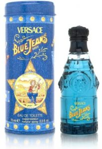 Blue Jeans By Gianni Versace For Men, Eau De Toilette Spray