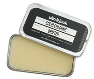 Drifter Men's by ulio&jack, best solid cologne