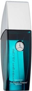 Mercedes Benz VIP Club Pure Woody Eau de Toilette Spray for Men with Woody Fresh Scent