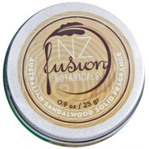 NZ Fusion Botanicals Australian Sandalwood Solid Fragrance