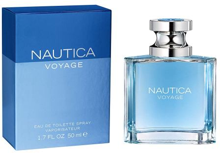 Nautica Voyage By Nautica the best summer men cologne