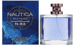 Nautica Voyage N-83 EDT Spray the Top Nautica Cologne