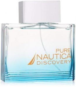 Pure Discovery Eau De Toilette Spray Men by Nautica