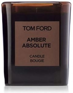 TOM FORD Amber Absolute Candle Height