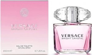 Bright Crystal perfect Versace Cologne for Women