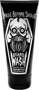 GRAVE BEFORE SHAVE, Best Beard WASH