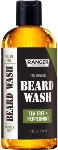 Ranger Grooming Co Beard Wash Shampoo