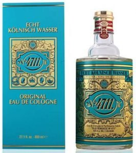 4711 By Muelhens For Men. Eau De Cologne Splash