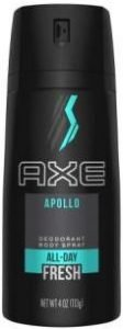 AXE Body Spray for Men Apollo