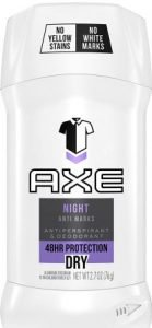 AXE White Label Antiperspirant Deodorant Stick for Men, Signature Night 2.7 Ounce