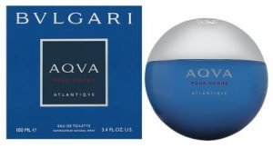 BVLGARI Aqva Atlantique Eau de Toilette Spray, 3.3 Ounce