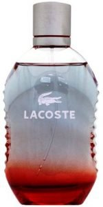 Lacoste Red Eau de Toilette for Him - Men's fragrance, 4.2 Fl Oz