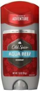 Old Spice Red Zone Aqua Reef Scent