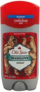 Old Spice Wild Collection Bearglove Deodorant