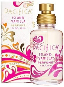 Island Vanilla by Pacifica Spray