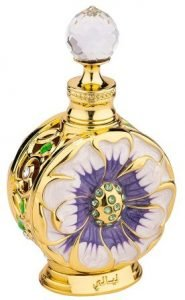 LAYALI Perfume Oil for Women Delicate Florals with sultry Black Currant, Plum, Ylang, Rose, Jasmine and Amber